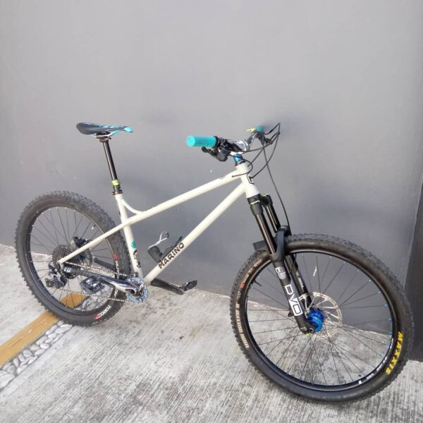 MarinoBike Custom Hard Tail MTB Frame