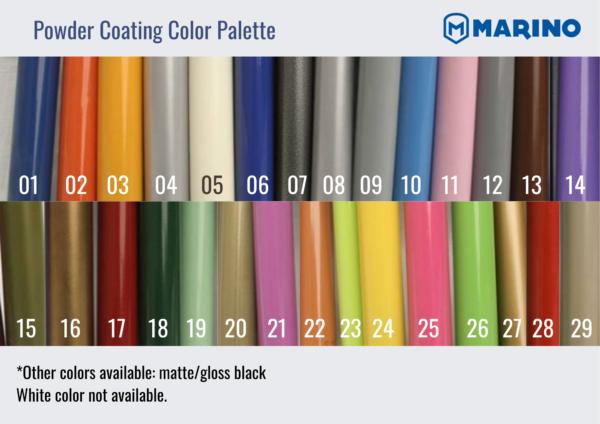 Marino color palette