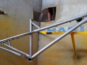Marino Aggresive Hardtail Enduro Geometry M Size