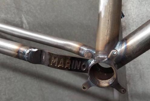 Marino CNC engraving