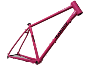 Marino Bike Gravel Pink Color
